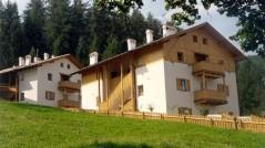 Neubau Wohnkomplex in Prösels
