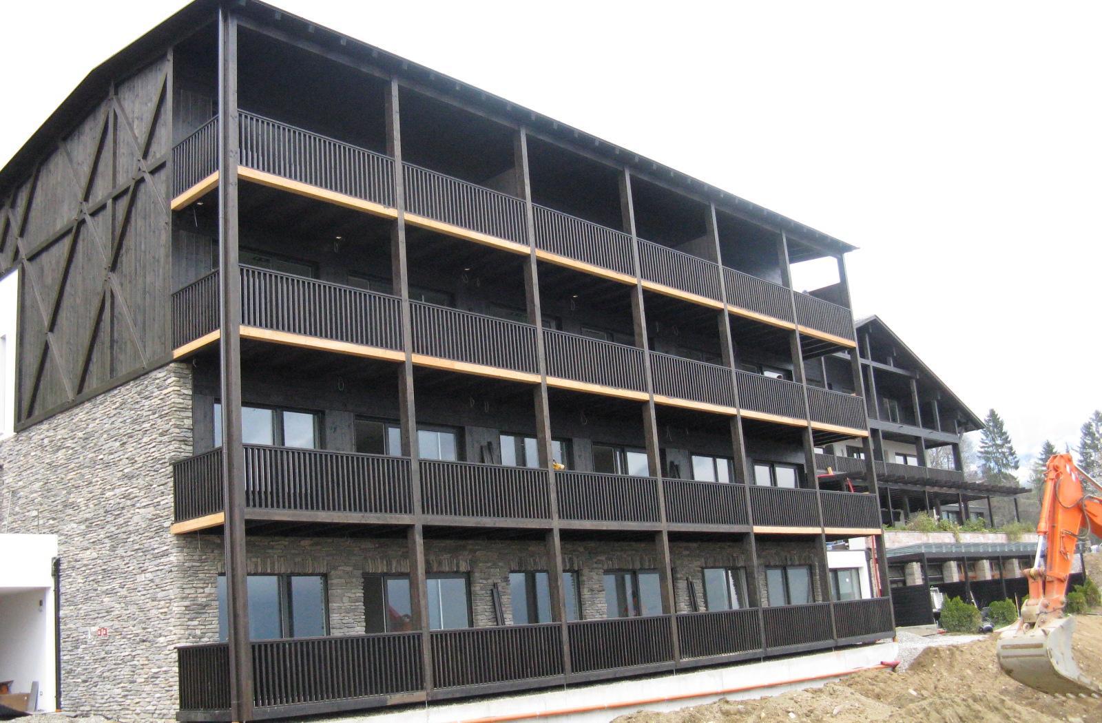 Kueglerhof erweiterung